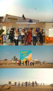 "BTS、「Permission to Dance」MV公開 ""手話""活用した振り付けも登場"