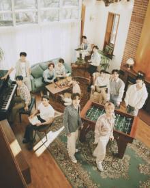 SEVENTEEN『FNS歌謡祭』出演決定 ミニアルバムタイトル曲を日本初披露
