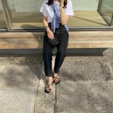 今年の夏はブルーの「ストライプシャツ」しか勝たんっ!着こなし方迷子さんに贈るこなれコーデカタログ