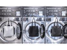 """「objcts.io」から洗濯乾燥に対応した""""汚れても洗える革のエコバッグ""""が登場!"""