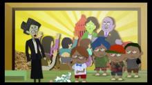 映画『パンケーキを毒見する』風刺アニメの特別映像