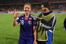 丸山桂里奈、10年前のW杯ゴール記念日にしみじみ「人生変わりました」