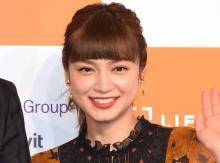 平愛梨、3児の母として奮闘 ツインテール姿にファン歓喜「かわいい!」
