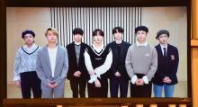 ENHYPEN・NI-KI『行列』登場 BTS「Dynamite」の早回しダンスを披露