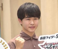 鈴木福、ヒーロー作品出演の5年越しお願い実現 1号・藤岡弘、に直撃取材「仮面ライダーになりたいんです」