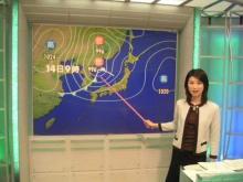 夏休み親子参加型企画!気象予報士・藤井南美さんの「気象キャスター体験講座」開催