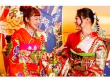 """振袖レンタル専門店「#振袖gram」でハズレなしの""""無料くじ引き""""を開催!"""