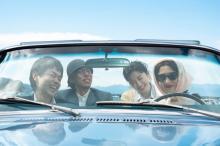 菅田・野田・永野・北川の4人でドライブ 『キネマの神様』本編映像解禁