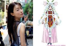 松本まりか『プリキュア』新作映画でゲスト声優 雪の王国のプリンセス役「楽しみでなりません!」