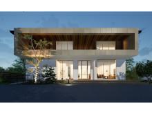 丸亀市初!住宅メーカー「ライフデザイン・カバヤ」の住宅展示場がオープン