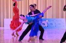 """『金スマ』人気企画「社交ダンス」が2年ぶり復活 村主章枝&ロペスが""""ラストダンス""""披露"""
