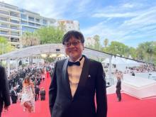 『竜とそばかすの姫』カンヌで14分間のスタンディングオベーション 細田守監督「この作品は幸せ」