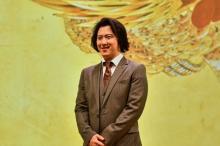 尾上松也、デジタルアート展に感動「没入感がありました」