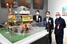 愛知・ジブリパークの建設は「思ったより順調」 プレイベント「大博覧会」開幕