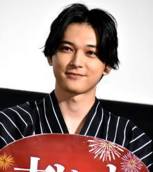 吉沢亮、初対面の山田裕貴から「イケメンですね」も「言われすぎて覚えていない(笑)」
