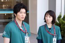 『ナイト・ドクター』第5話 成瀬(田中圭)の訴訟問題がスタッフに知れ渡る