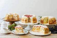 爽やかなメロンや完熟マンゴーに心が潤う。Afternoon Tea LOVE&TABLEに新スイーツが登場です