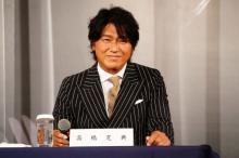 高橋克典、三池崇史氏との再タッグに喜び 映画『サラリーマン金太郎』は「不完全燃焼だったので(笑)」