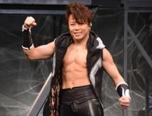 西川貴教、肉体美あらわに熱唱 DRUM TAOとのコラボに喜び「もっとたくさんできたら」