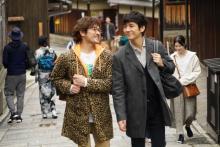 劇場版『きのう何食べた?』西島秀俊&内野聖陽、2人だけの京都旅行を満喫