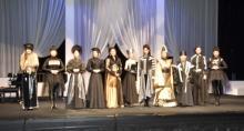 舞台『ル・シッド』ゲネプロ実施 舞羽美海「お芝居ができる喜び」