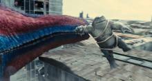 『ザ・スーサイド・スクワッド』巨大怪獣、日本来襲!? 最新映像も解禁