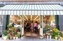 NYの人気ダイナー「Jack's Wife Freda」が日本初上陸。都内の2店舗でニューヨーク気分を楽しみましょ