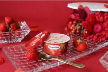ハーゲンダッツ「濃苺」がついに発売!完熟イチゴを閉じ込めた、夏だけの特別なフレーバーを味わいましょ