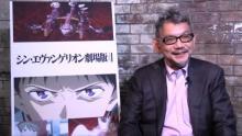 庵野秀明氏、今後は実写映画に意欲「アニメーションではできないことを描ける」