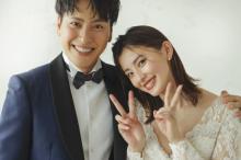 三代目JSB・山下健二郎と朝比奈彩が結婚「お互いの人生が楽しくなるように」