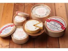 まるでチーズのよう!タント・マリーの「カマンベールチーズケーキ」が復活