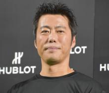 上原浩治氏、長男・一真さんとの2ショット公開「息子さん男前」「上原さんにソックリ!!」