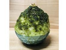 宇治抹茶専門店「OMTCHA SALON池袋PARCO」に『濃抹茶』『濃ほうじ茶』かき氷が登場