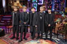 Da-iCE、AAAの名曲「恋音と雨空」を『MUSIC BLOOD』で披露 メンバーに直接連絡&エール明かす