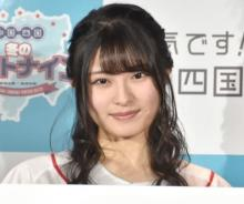 AKB48行天優莉奈、新型コロナ感染 芸能界の感染報告が相次ぐ
