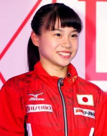【東京五輪】体操・杉原愛子選手、チームの自撮りショット公開「感謝の気持ちと幸せでいっぱいです」