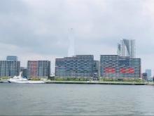 """【東京五輪】ボート英国代表、個性あふれる各国の居住棟を""""独自採点""""「お国柄が表れてて楽しい!」"""