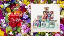 SABONと蜷川実花「M / mika ninagawa」、ハローキティがトリプルコラボ。限定パッケージがかわいすぎる