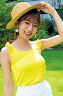 KBS白戸ゆめのアナ、グラビア初挑戦でドレス&浴衣披露 『旅サラダ』で人気急上昇中