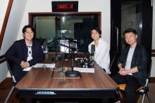 福山雅治、映画『太陽の子』主演の柳楽優弥&黒崎博監督とラジオ対談