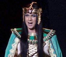 浦井健治、古代エジプトの少年王演じ圧巻の美声披露