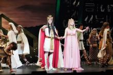 ミュージカル『王家の紋章』開幕、写真公開
