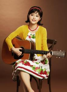 昆夏美、レトロ衣装ににっこり ミュージカル『ドッグファイト』本番衣装も「楽しみ」