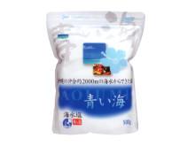 沖縄・糸満「青い海」の塩が日本マーケティングリサーチ機構の調査で3部門No.1を獲得