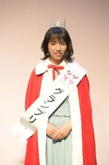『シブスタ 2021』グランプリは滋賀の中3 14歳・佐治夢菜さん「マルチタレントになりたい」