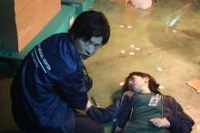 『ナイト・ドクター』第6話 美月(波瑠)が意識を失う、成瀬(田中圭)と深澤(岸優太)が自身の判断に後悔