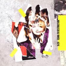 BiSH、最新アルバム『GOiNG TO DESTRUCTiON』1位 3作連続通算3作目【オリコンランキング】