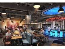 """""""食でつながる""""次世代フードホールが「神戸ポートミュージアム」1階にオープン"""