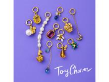 """おもちゃで遊ぶように楽しめる!「ノジェス」の""""TOY CHARM""""から新作登場"""