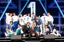 SKY-HI&『THE FIRST』デビューメンバーが13日『スッキリ』生出演